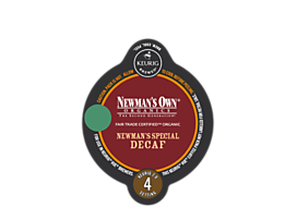 Newman's Special Blend Decaf Coffee