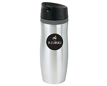 14oz Keurig™ stainless steel travel mug