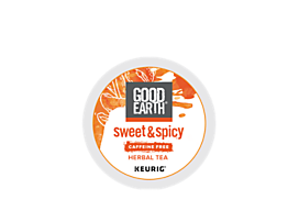 Sweet and Spicy® Caffeine Free Herbal Tea