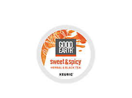 Sweet and Spicy® Herbal & Black Tea