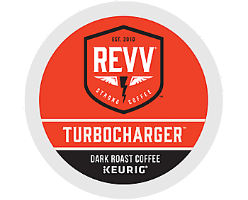 TURBOCHARGER™ Coffee