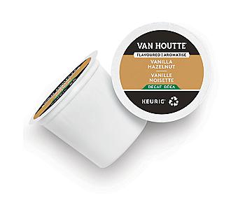 Vanilla Hazelnut Decaf Coffee