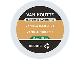 Vanilla Hazelnut Decaf Coffee