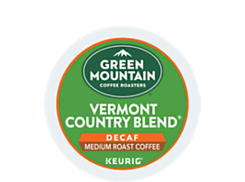 Vermont Country Blend? Decaf Coffee