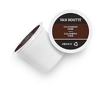Colombian Dark Recyclable K-Cup® Pod