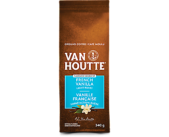 French Vanilla Ground Coffee
