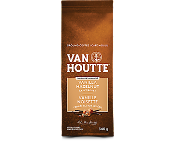 Vanilla Hazelnut Ground Coffee