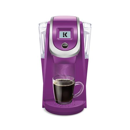 Keurig Coffee Maker In Colors : Keurig K200 Plus Series Coffee Maker: 11 Colors Keurig