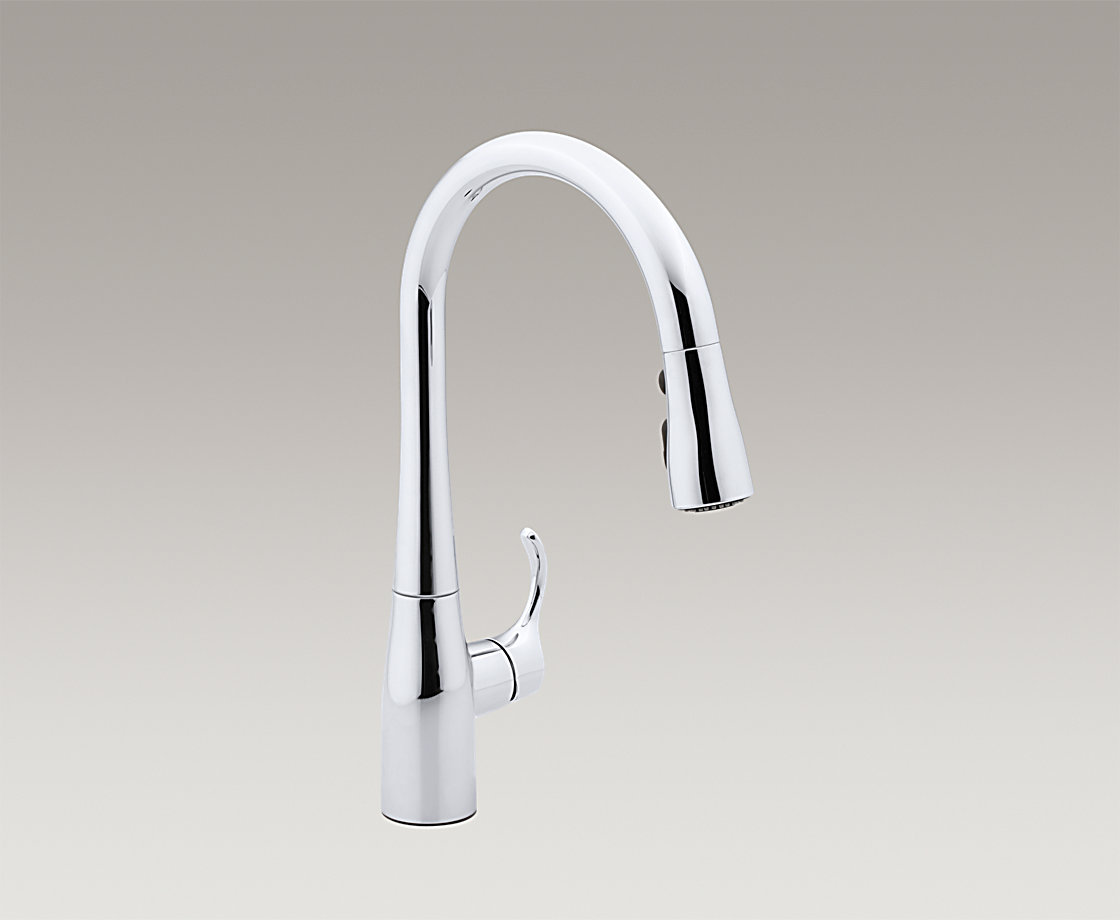 SIMPLICE PULLDOWN SECONDARY FAUCET