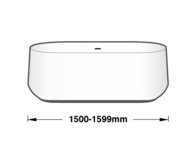 1500-1599 mm 浴缸