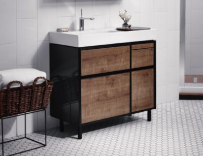 Maxispace Bathroom Cabinet 35