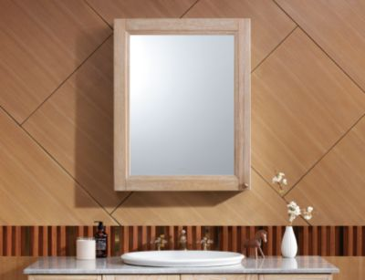 Harken Mirrored Cabinet 600mm