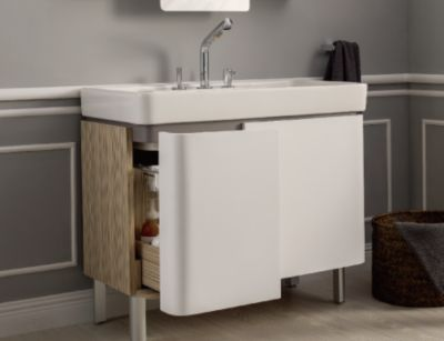 Aleutian Bathroom Cabinet 35