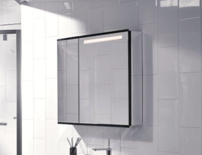 MaxiSpace Mirror Cabinet 35''