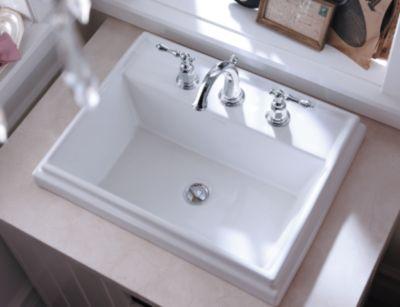 修邊式台上浴室面盆
