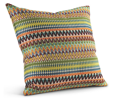 Taj modern throw pillows modern throw pillows modern for Room and board pillows