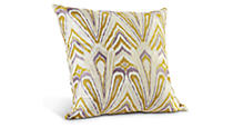 Flame Citron Pillow