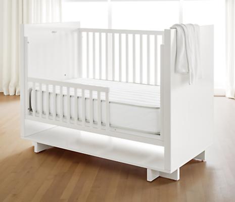 Natural Latex Foam Firm Crib Mattress Breathable Safe