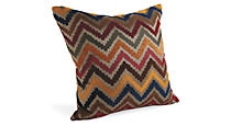 Chevron Ink Pillow