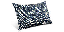 Ripple 20w 13h Pillow in Indigo