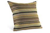 Taj pillow in citron