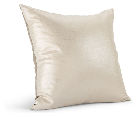 Shimmer modern throw pillows modern throw pillows for Room and board pillows