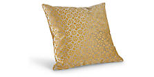 Basket 18w 18h Pillow in Yellow