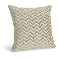 Herringbone Modern Accent Pillows - Modern Accent Pillows - Modern Bedroom Furniture - Room & Board