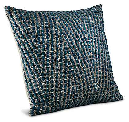 Traffic modern throw pillows modern patterned throw for Room and board pillows