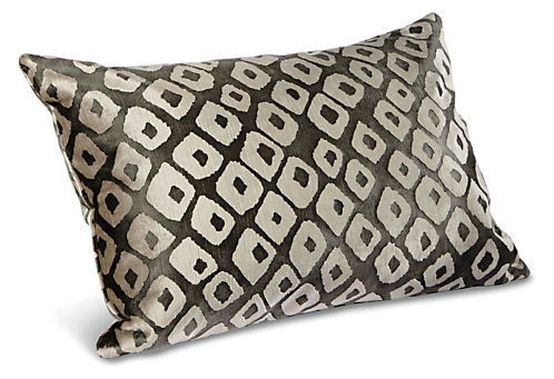 Pebble modern throw pillows modern throw pillows for Room and board pillows