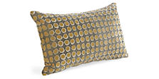 Dot 20w 13h Pillow in Camel