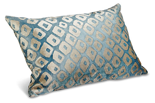 Pebble modern accent pillows modern accent pillows for Room and board pillows
