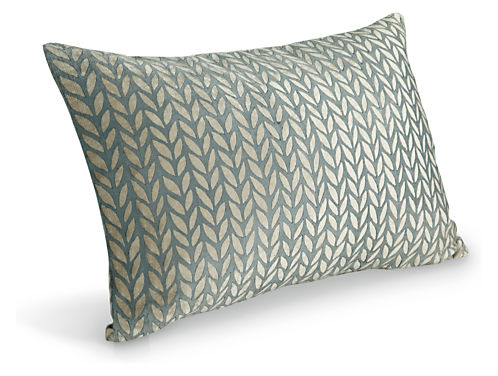 Willow modern accent pillows modern patterned accent for Room and board pillows