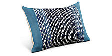 Code 20w 13h Pillow in Indigo