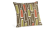 Rhumba Orange Pillow