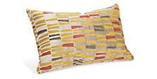 Tiles 20w 13h Pillow in Saffron