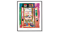 Matisse, The Open Window, Collioure