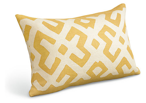 Maze modern throw pillows modern throw pillows modern for Room and board pillows