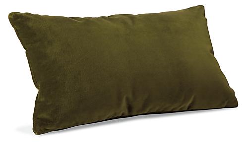 Velvet Modern Throw Pillows - Modern Throw Pillows - Modern Home Decor - Room & Board