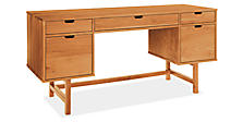 Ellis Desks with File Drawers