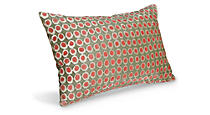Dot Olive Pillow