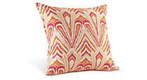 Flame Pink Pillow