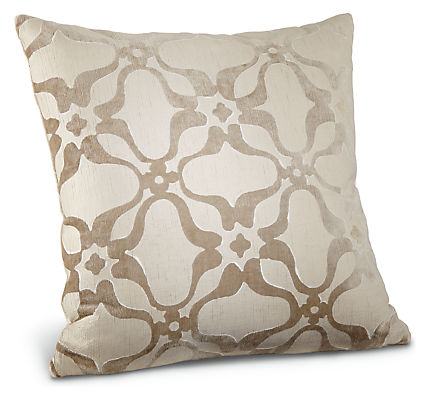 Tagine modern throw pillows modern patterned throw for Room and board pillows