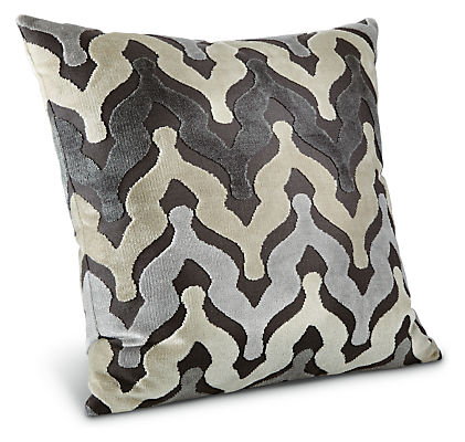 Mahal modern throw pillows modern throw pillows modern for Room and board pillows