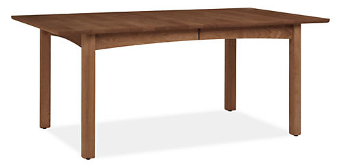 Vermont Heartwood Extension Dining Tables - Modern Dining Tables ...