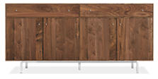 Hudson Cabinet with Steel Base