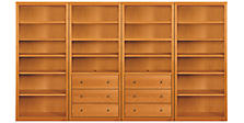 Woodwind 72h Wall Units