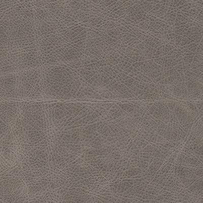annata grey leather swatch