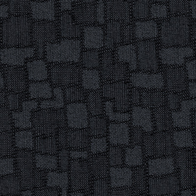 geo ebony fabric