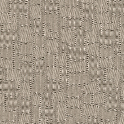 geo linen fabric